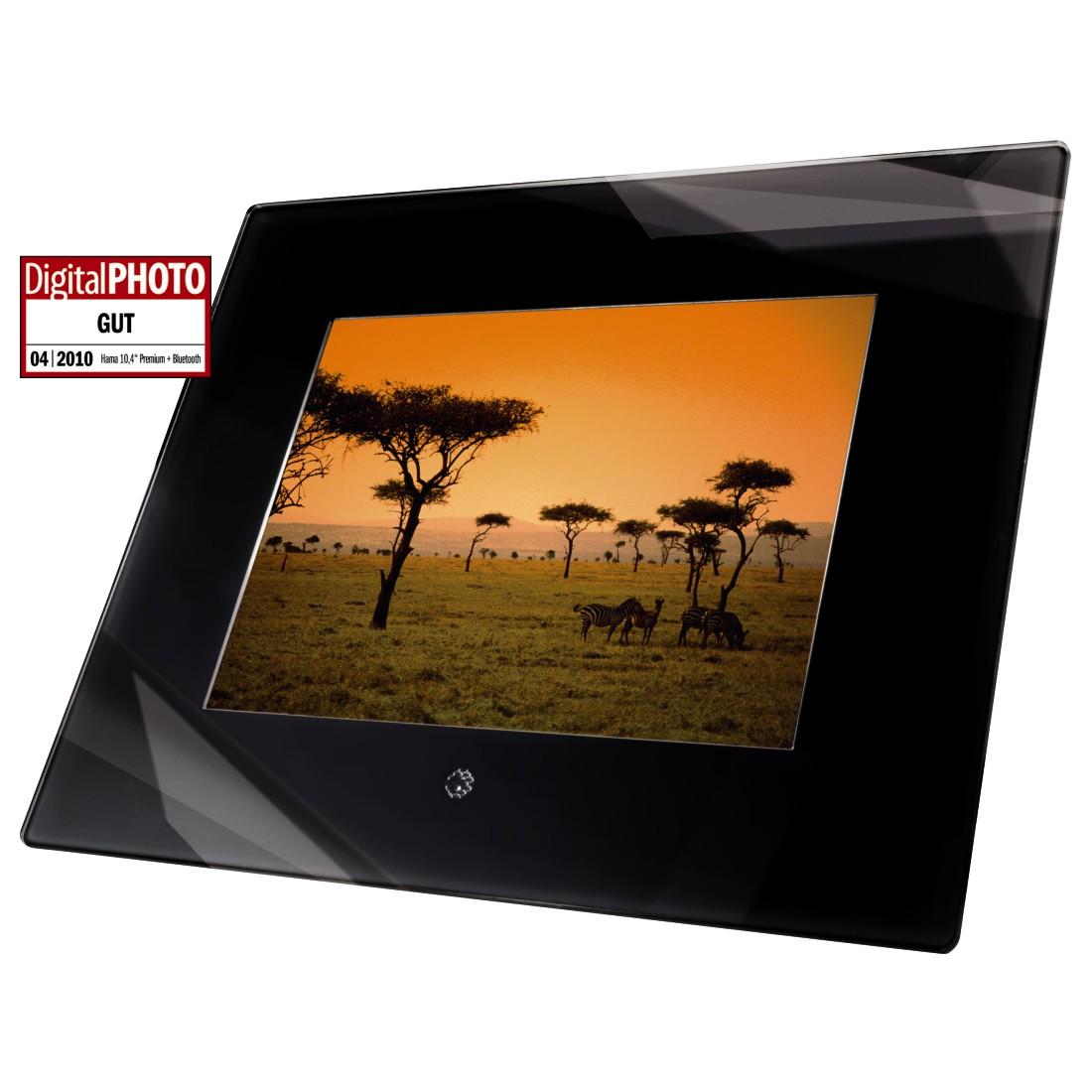 Hama DE | 00090919 Hama Digitaler Bilderrahmen 26,4 cm (10,4 ...