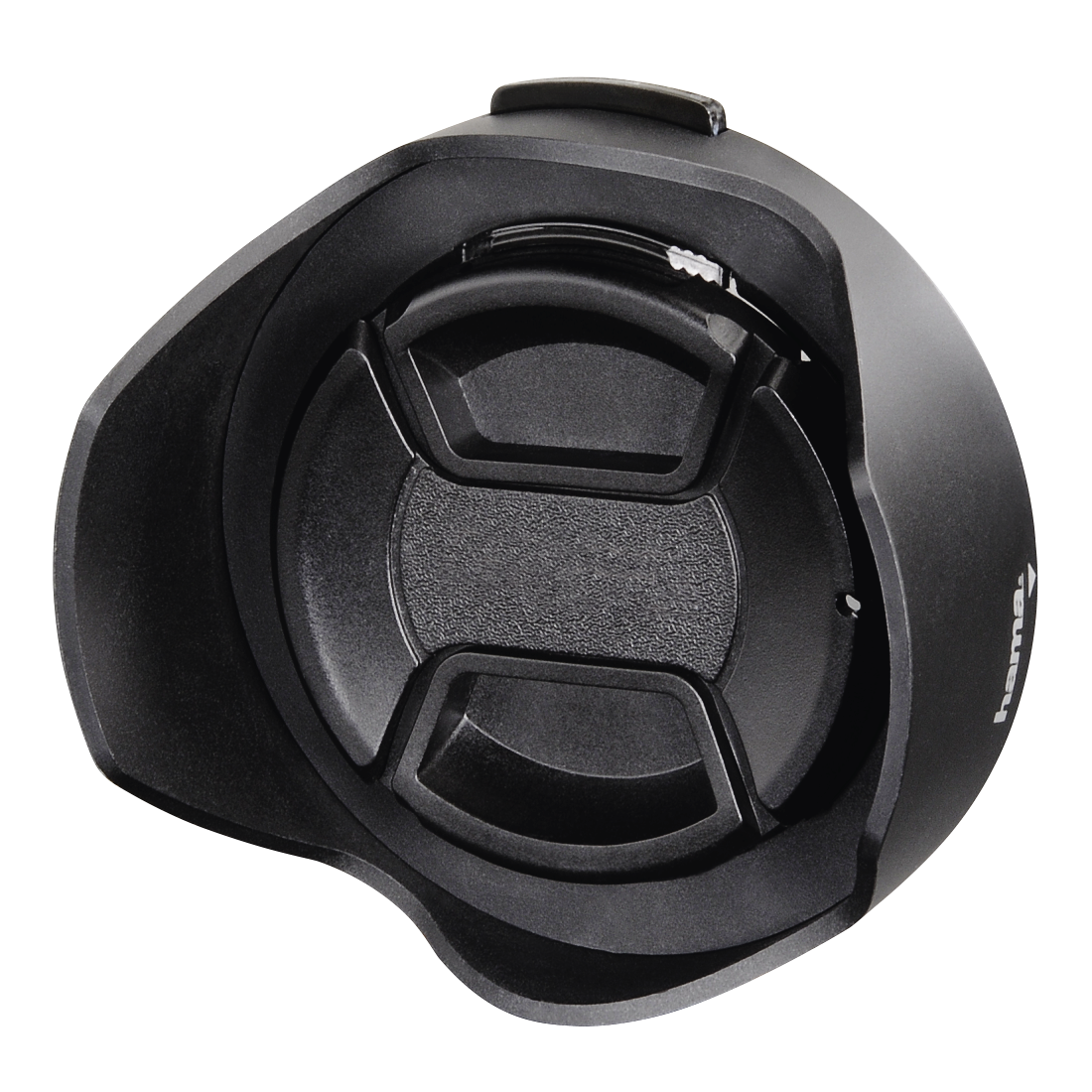 abx2 High-Res Image 2 - Hama, Lens Hood with Lens Cap, universal, 52 mm