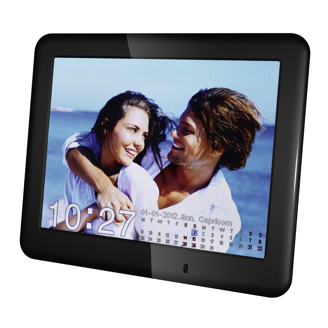 00095264 Hama 8uslb Digital Photo Frame 2032 Cm 80 Ultra