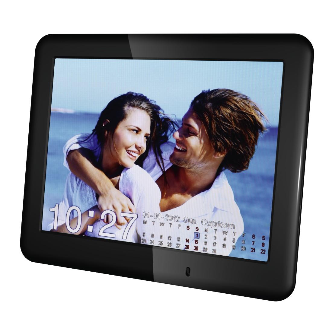 00095264 Hama 8uslb Digital Photo Frame 2032 Cm 80 Ultra