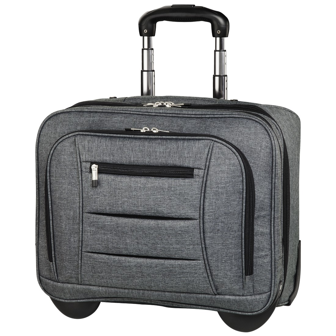 "abx High-Res Image - Hama, ""Business"" Notebook Trolley, up to 40 cm (15.6""), grey"