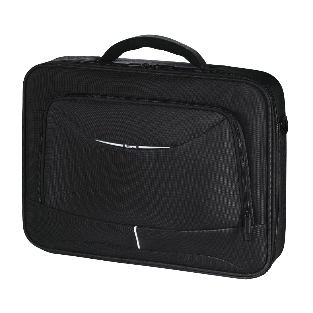 "abx High-Res Image - Hama, ""Syscase"" Notebook Bag, up to 44 cm (17.3""), black"