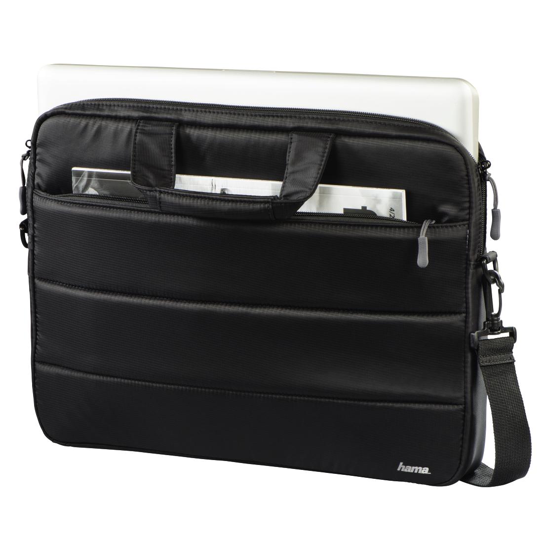 15.6 Zoll Notebooktaschen Gr/ün Aktenkoffer Minze Aktenkoffer, 39,6 cm Hama Toronto Notebooktasche 39,6 cm 15.6 Zoll , Schultergurt, 414 g, Minze, Gr/ün