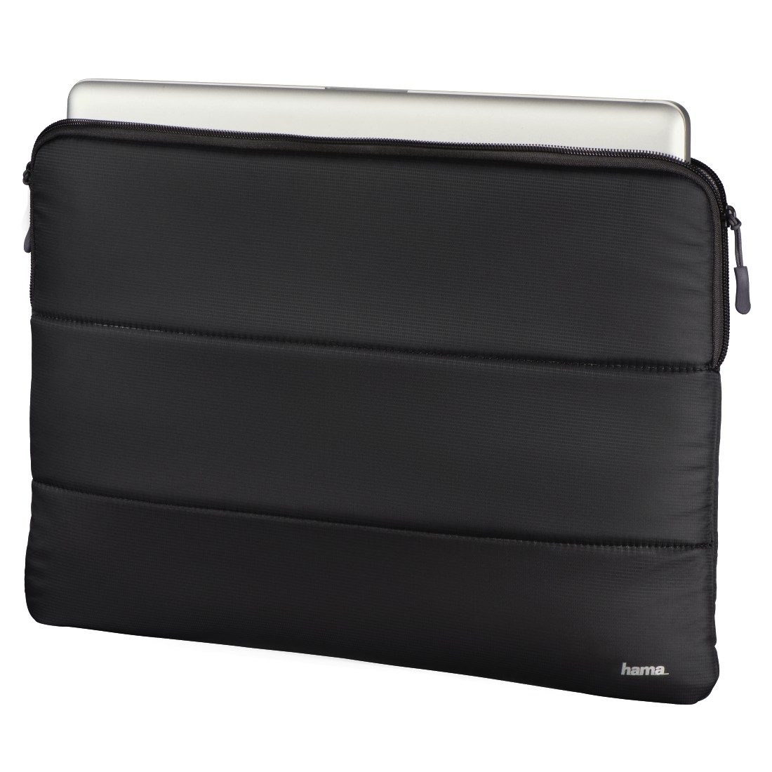 "abx2 High-Res Image 2 - Hama, ""Toronto"" Notebook Sleeve, up to 44 cm (17.3""), black"