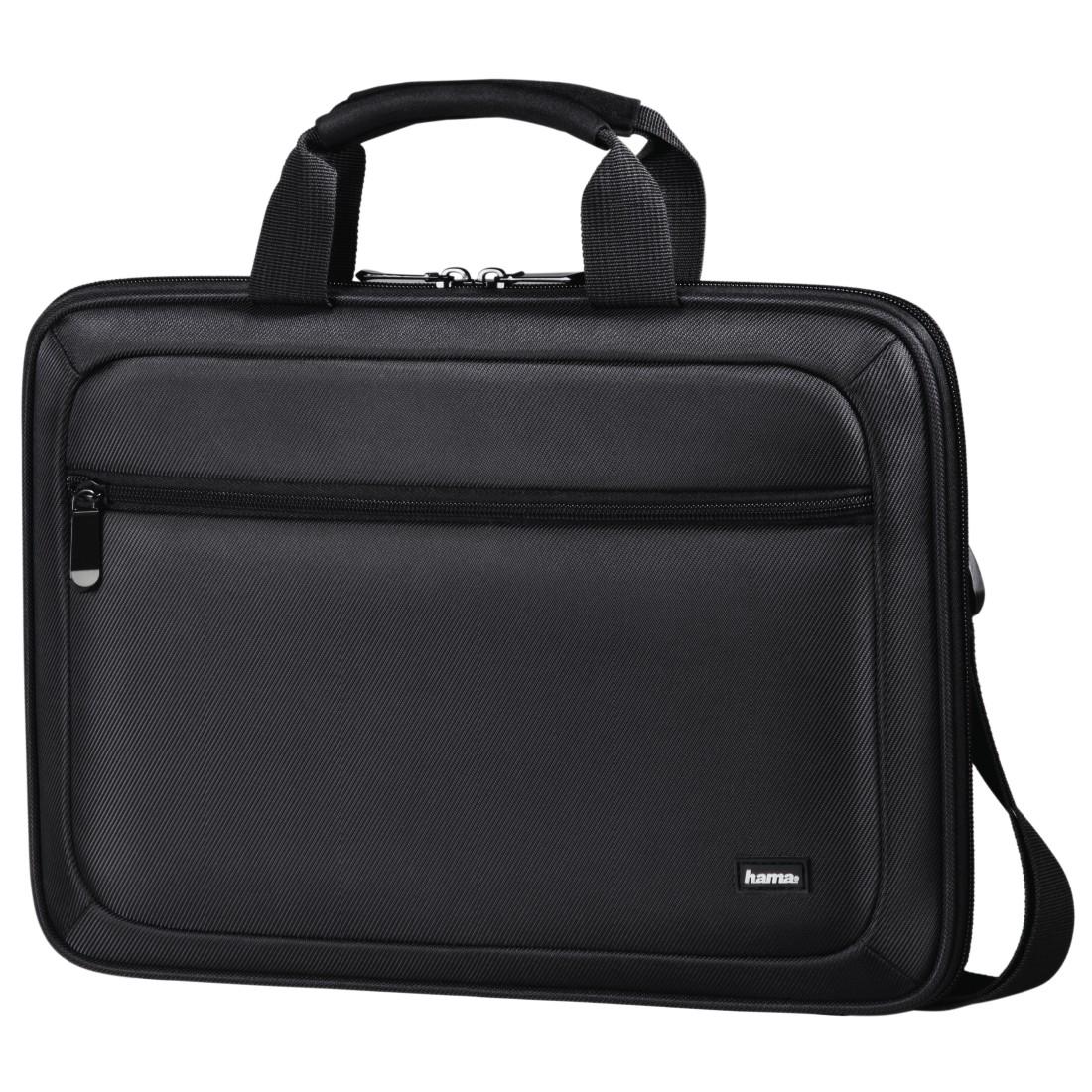 17.3 Zoll Hama Jersey Notebooktasche 43,9 cm 17.3 Zoll , ausziehbar, 369 g, Rot Notebook-H/ülle Rot Notebook-H/ülle, 43,9 cm Notebooktaschen