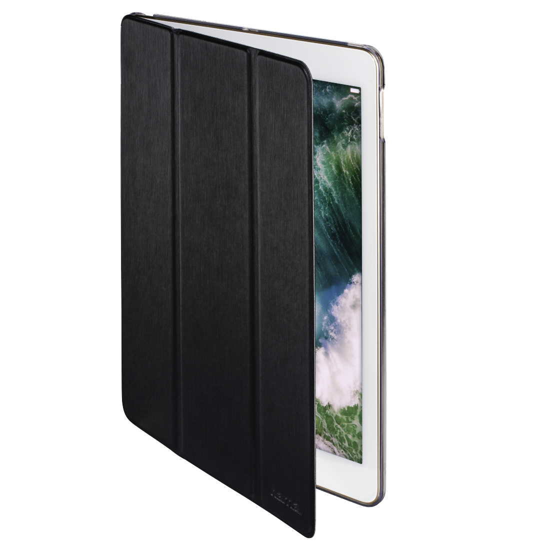 00106452 hama tablet case fold clear f r apple ipad 9 7. Black Bedroom Furniture Sets. Home Design Ideas
