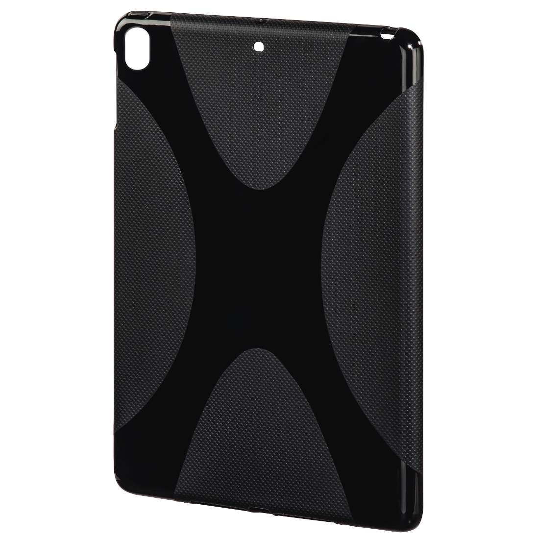 "abx High-Res Image - Hama, ""Gel X"" Cover for Apple iPad Pro 10.5 (2017), black"