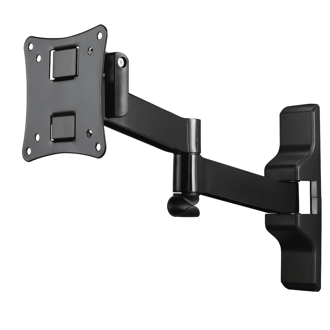 "abx High-Res Image - Hama, FULLMOTION TV Wall Bracket, 5 Stars, 66cm (26""), 2 Arm, black"