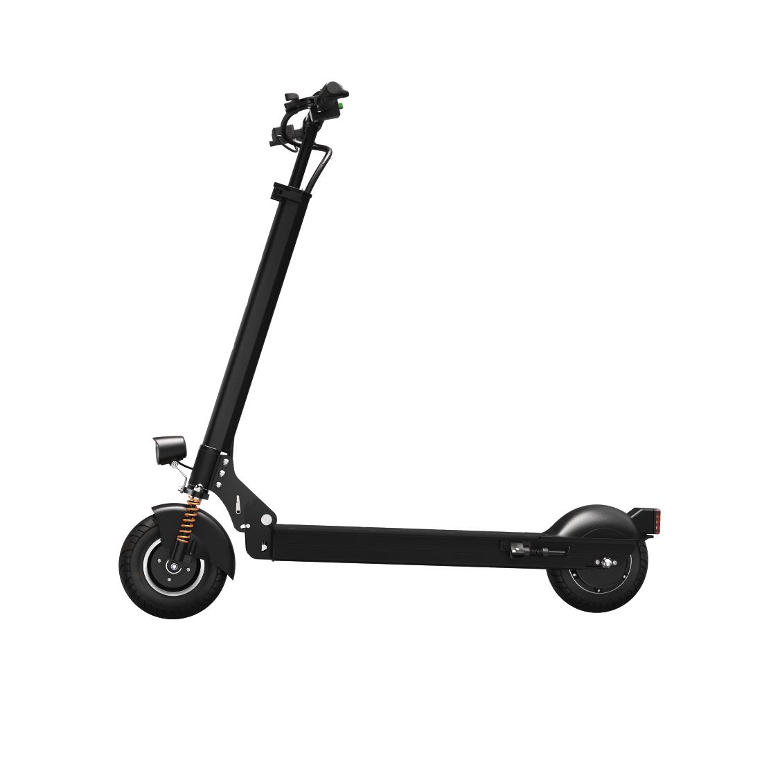 00109870 hama urban scooter scooter 8 black made in. Black Bedroom Furniture Sets. Home Design Ideas