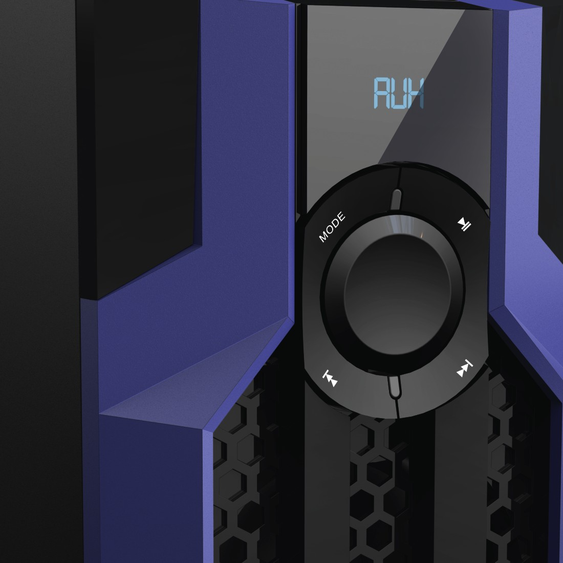 dex Druckfähiges Detail - Hama, Gaming-Sound-System uRage SoundZ 2.1 Evolution