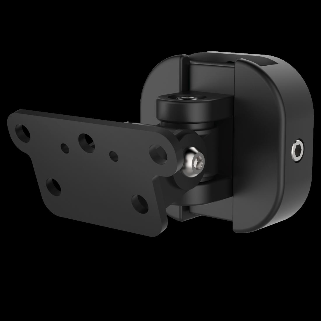 00118031 hama wandhalterung f r wireless lautsprecher universal voll beweglich schwarz hama de. Black Bedroom Furniture Sets. Home Design Ideas