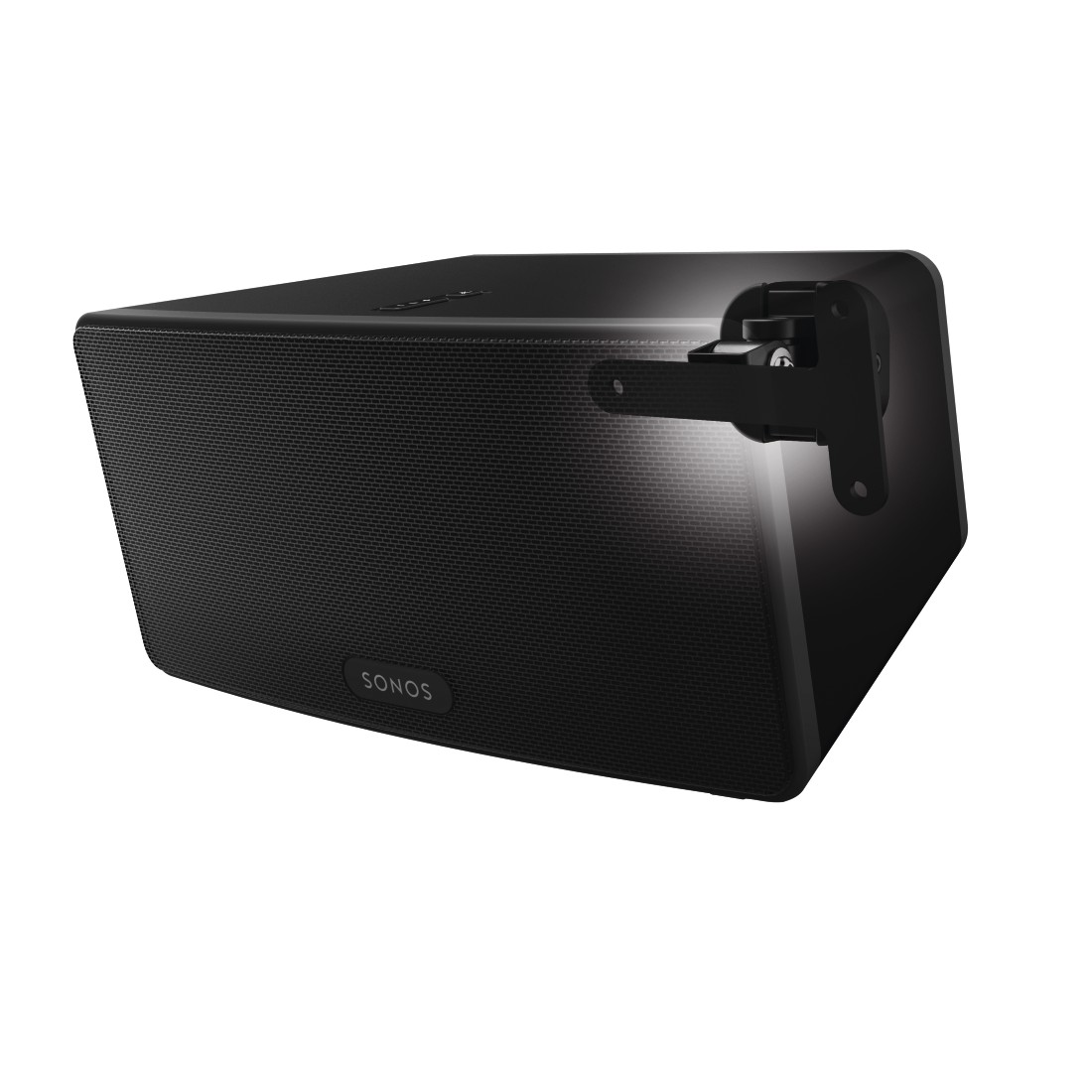 awx2 High-Res Appliance 2 - Hama, Wall Mount for Sonos PLAY:3, full motion, black