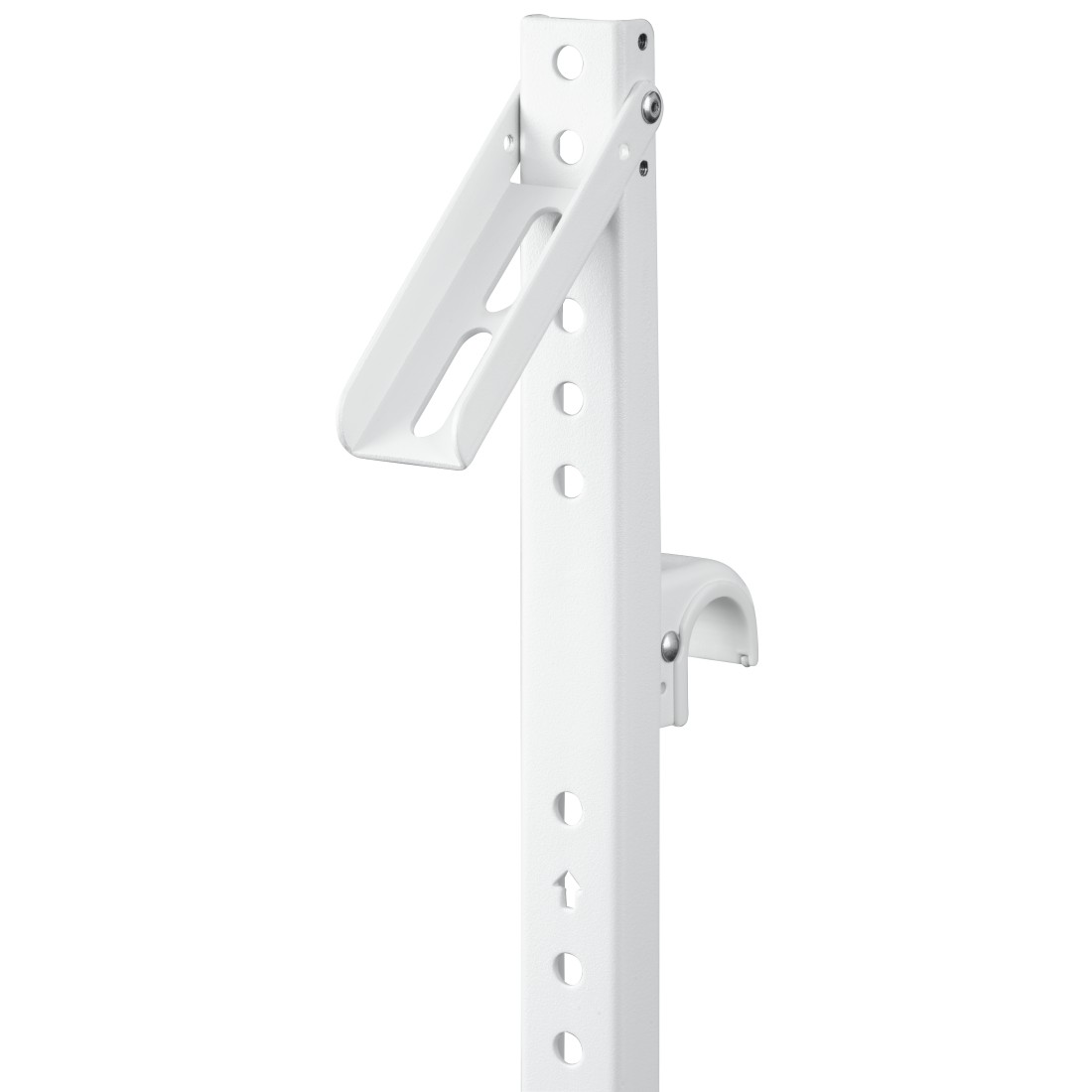 "dex High-Res Detail - Hama, ""Easel design"" TV Stand, 191 cm (75""), white"