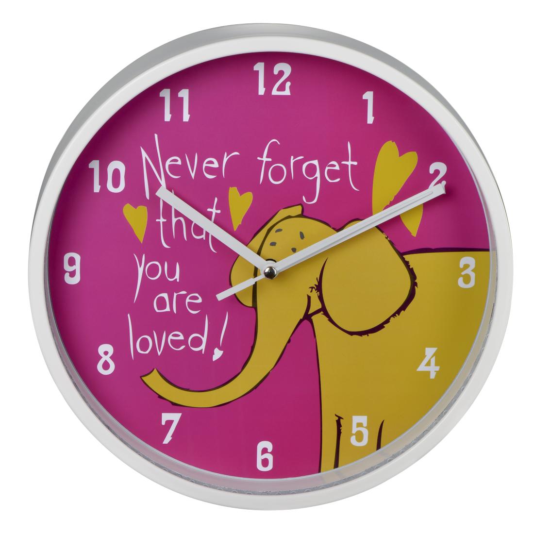 Родители прислушиваются к правильным советам и покупают настенные часы для детской.