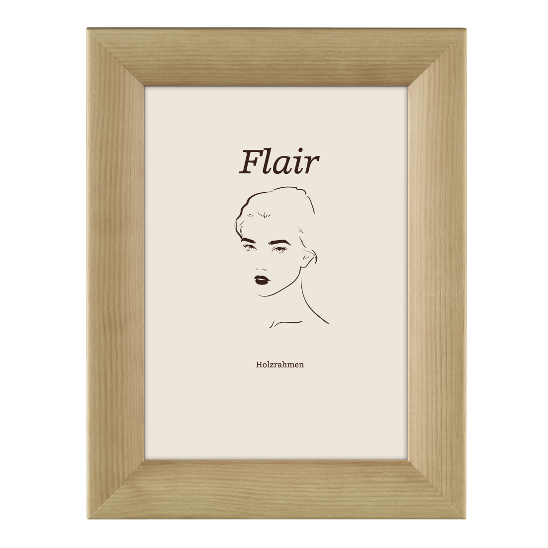 00125790 Hama Flair 2 Wooden Frame Birch 20 X 30 Cm Hama De