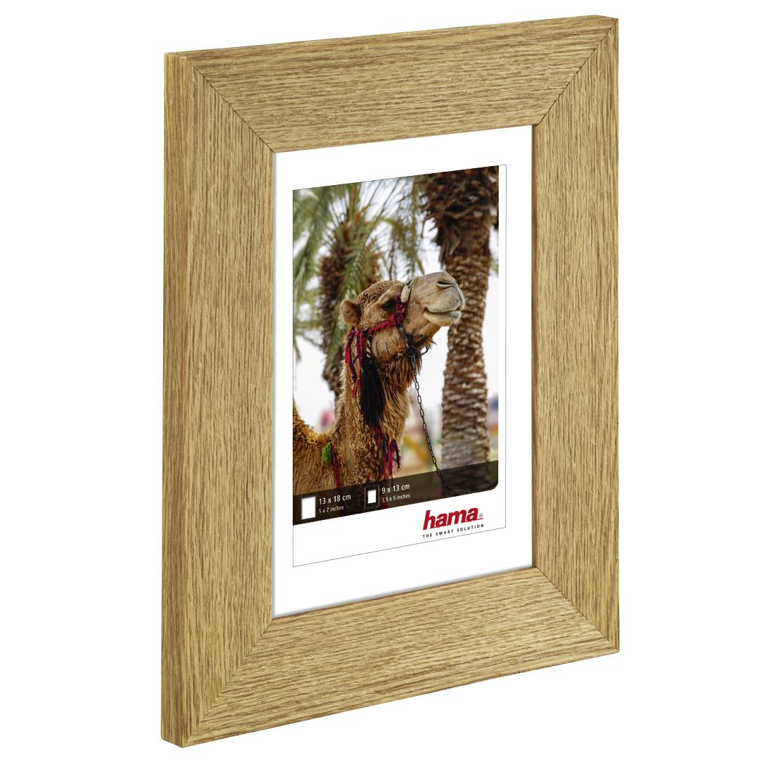 00125954 Hama Cairo Plastic Frame Ash 20 X 30 Cm Hama De
