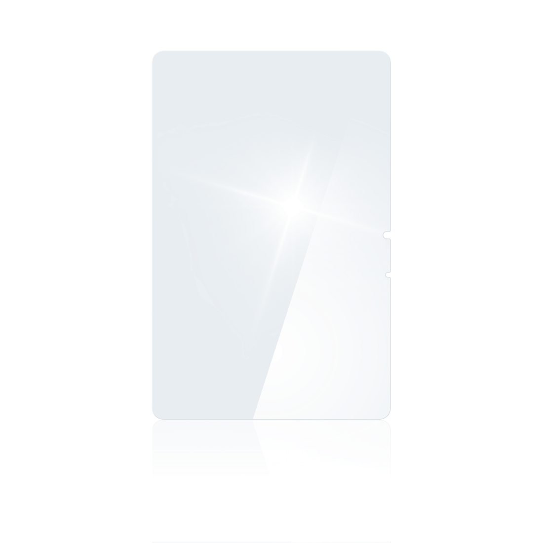 "abx2 High-Res Image 2 - Hama, ""Premium"" Display Protection Glass for Samsung Galaxy Tab S7 (11"")"