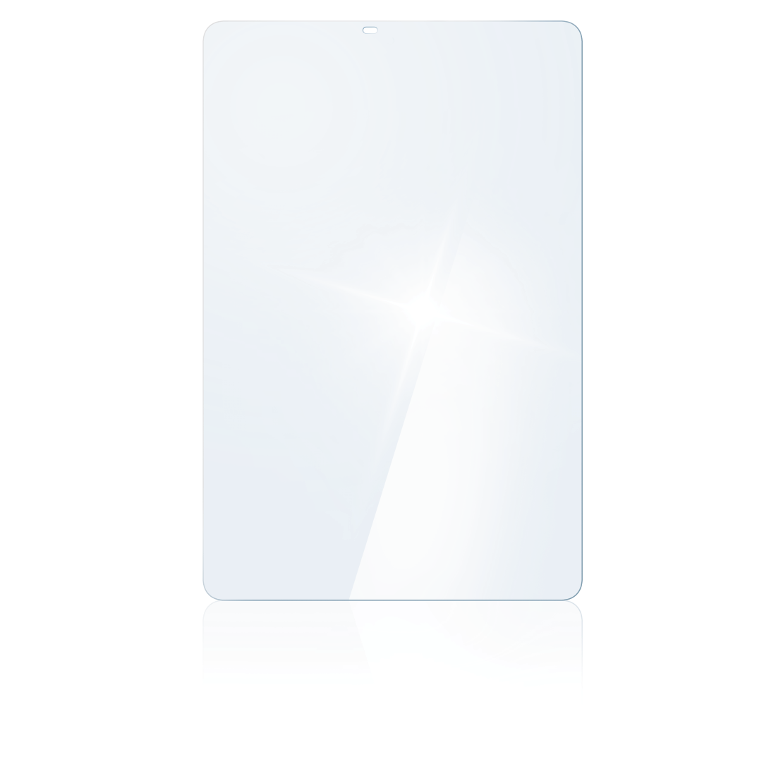 "abx2 High-Res Image 2 - Hama, ""Premium"" Display Protection Glass for the Samsung Galaxy Tab S4 10.5"