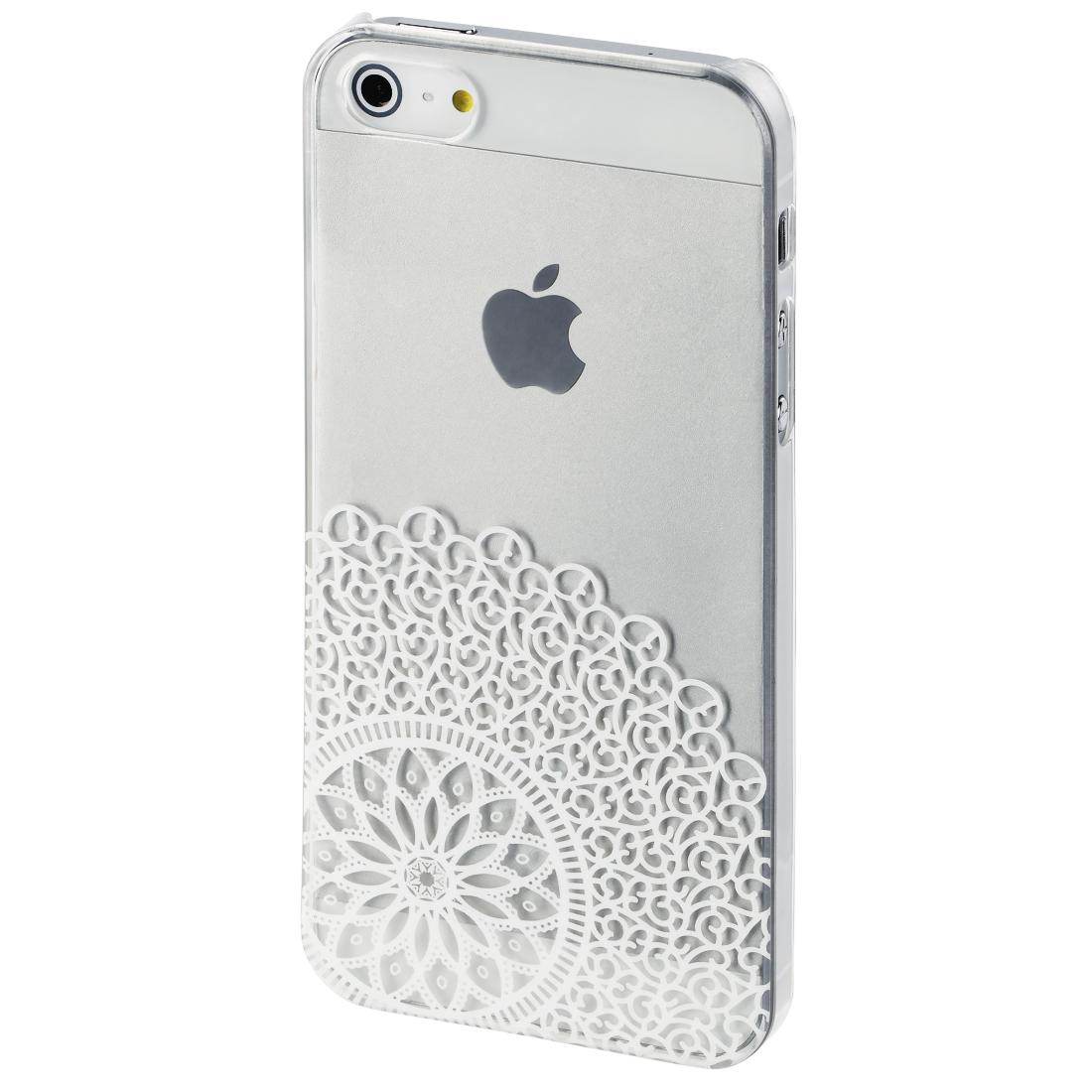00137835 hama cover boho dance f r apple iphone 5 5s se transparent wei hama de. Black Bedroom Furniture Sets. Home Design Ideas