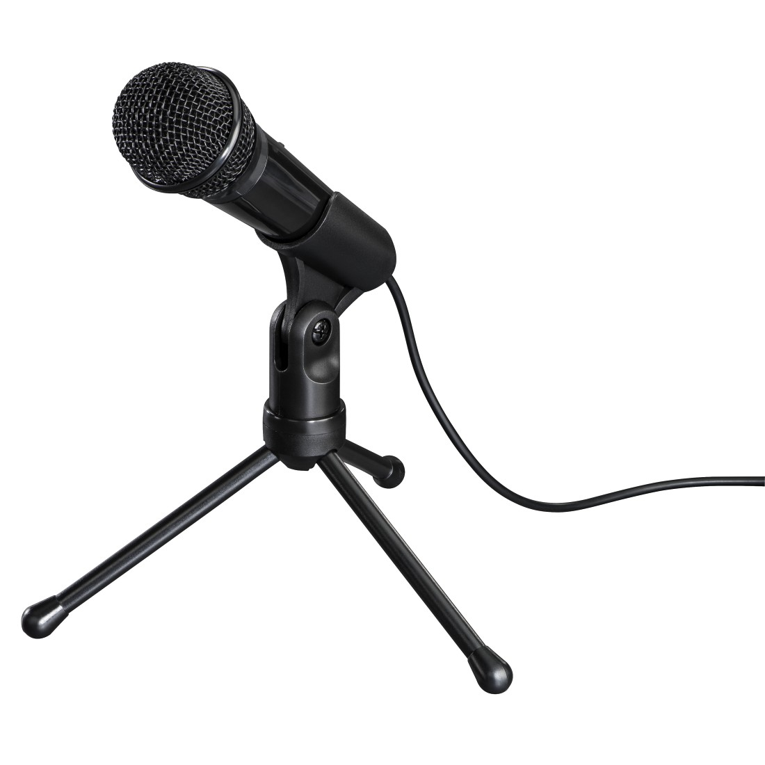 "abx High-Res Image - Hama, ""MIC-P35 Allround"" Microphone for PC and Notebook, 3.5 mm Jack Plug"