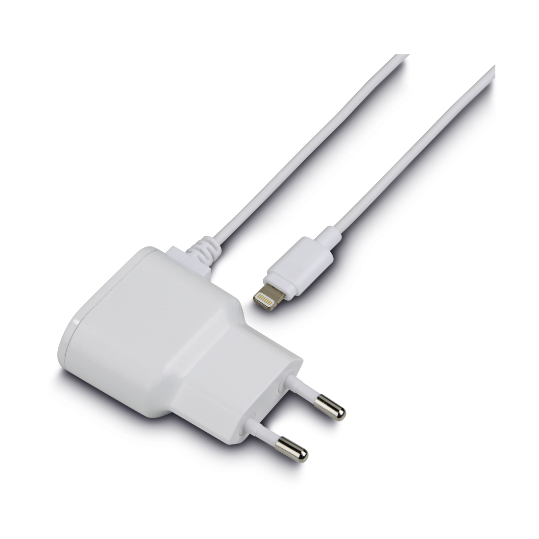 abx3 High-Res Image 3 - Hama, Charger, Lightning, 1 A, white