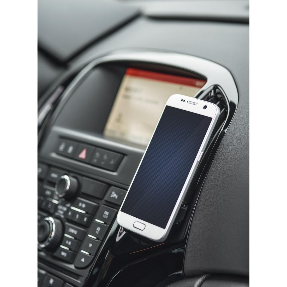 00173765 hama universal smartphone halter magnet alu hama de. Black Bedroom Furniture Sets. Home Design Ideas