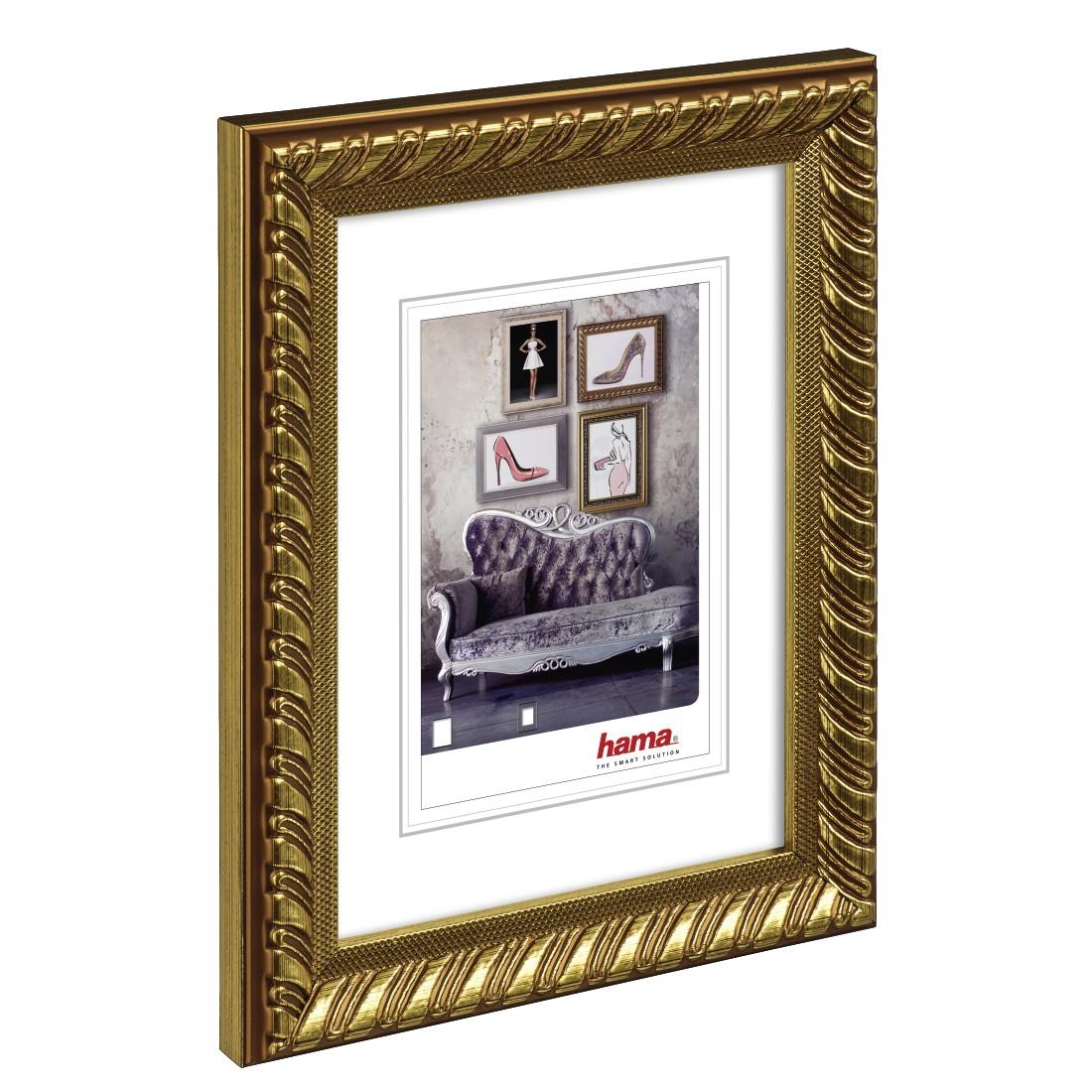 00175368 Hama Plastic Frame Elba Small 10 X 15 Cm Ip 25 Pcs