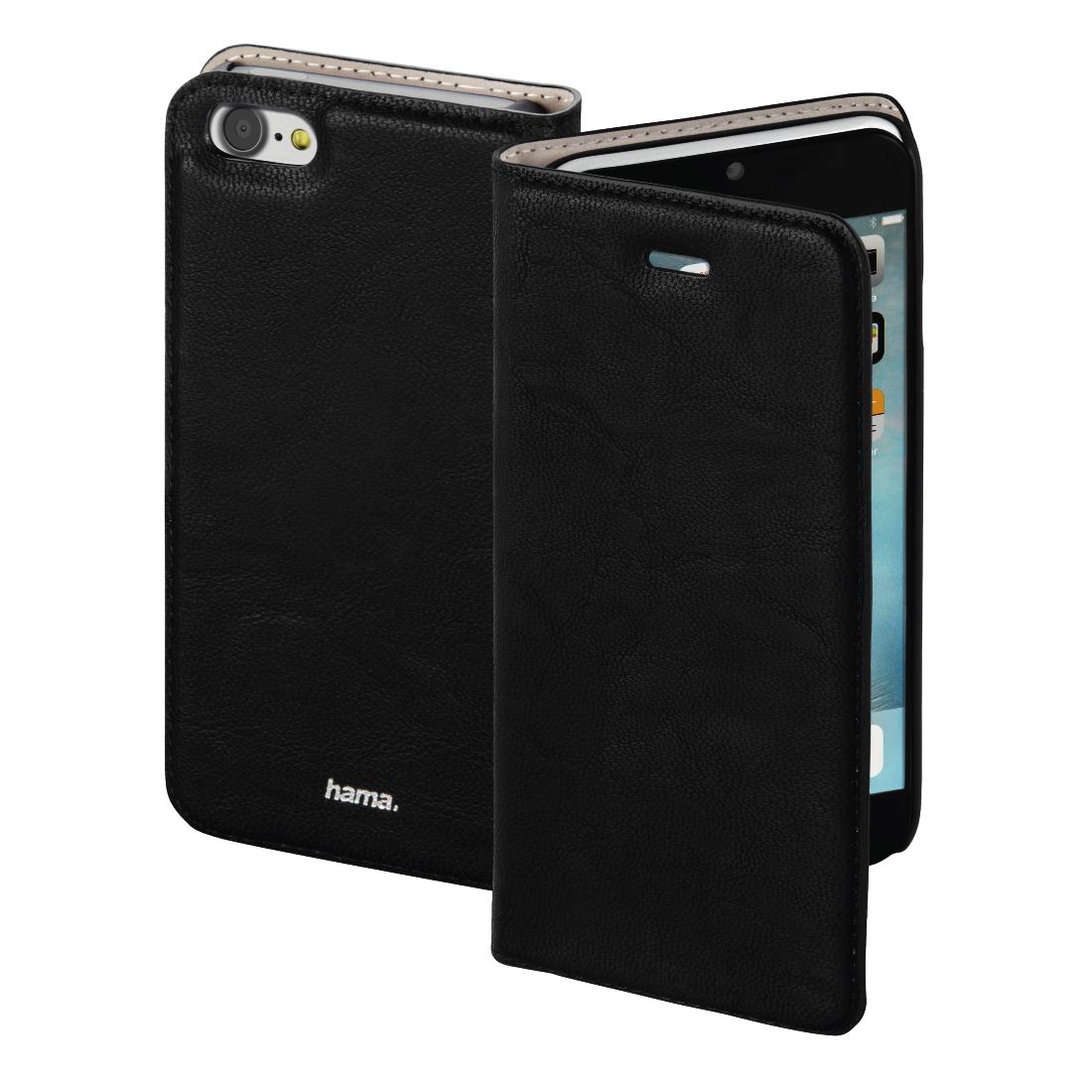 00177814 hama booklet guard case f r apple iphone 7 8. Black Bedroom Furniture Sets. Home Design Ideas