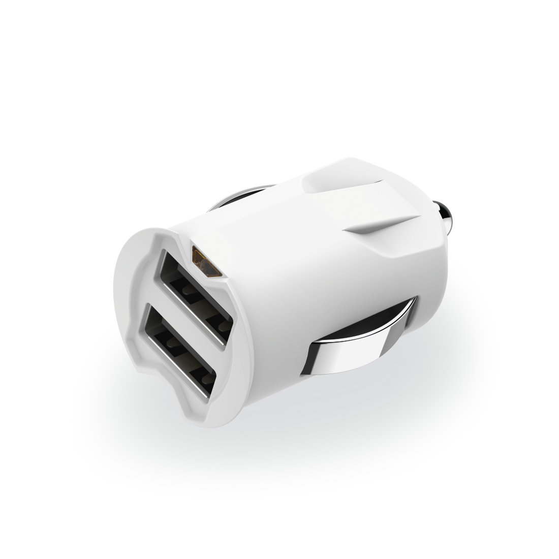 00178268 Hama Car Charger 2 Port Usb 21 A 36 Pcs In Display Large Ampamp Abx2 High Res Image
