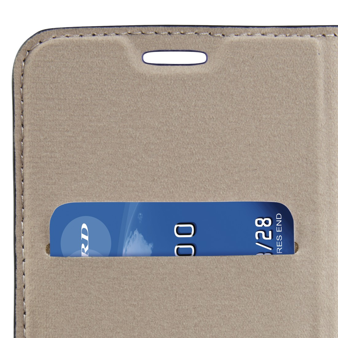 dex Druckfähiges Detail - Hama, Booklet Guard Case für Samsung Galaxy S8, Blau