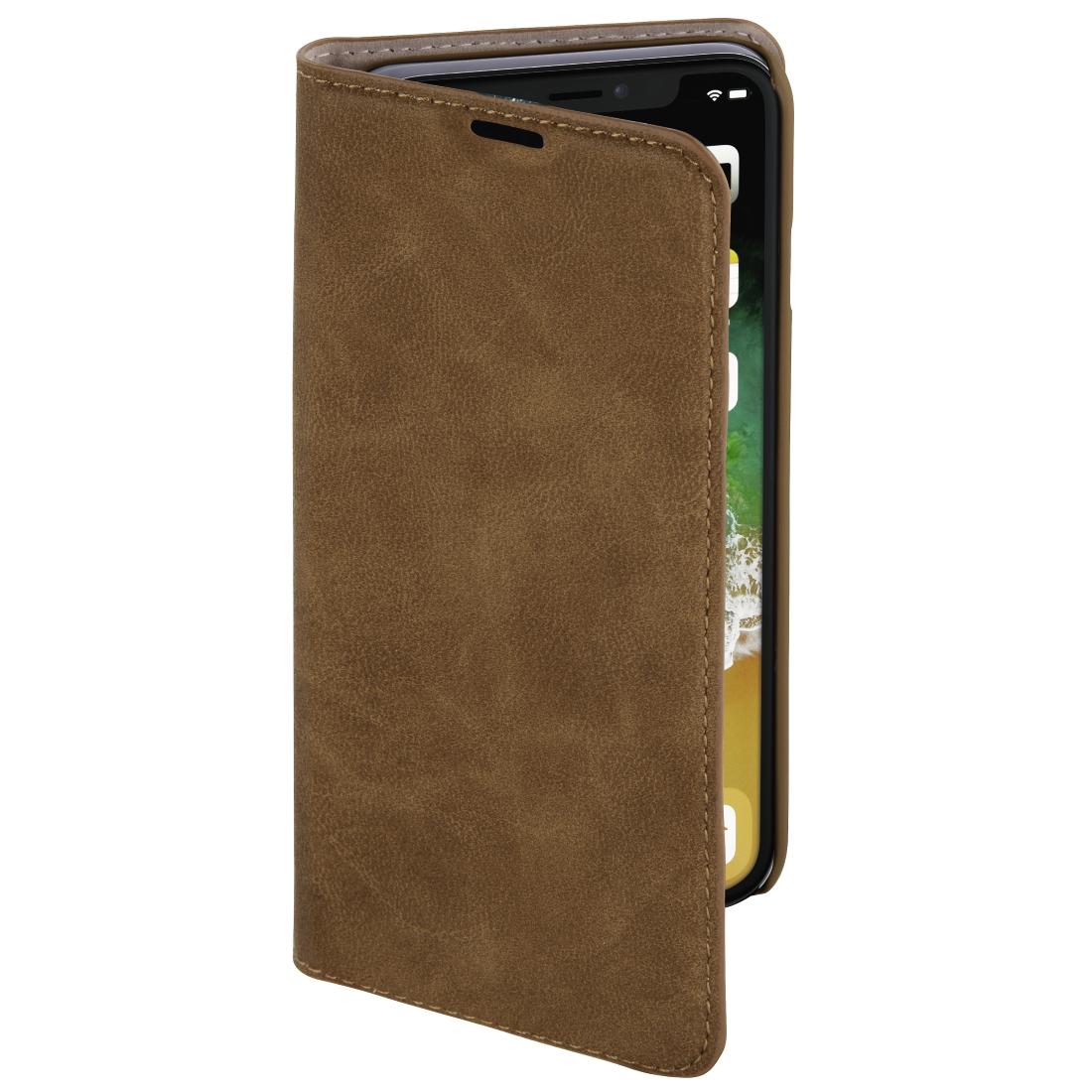 00181390 hama booklet guard case f r apple iphone x. Black Bedroom Furniture Sets. Home Design Ideas
