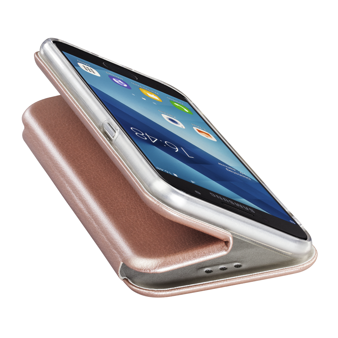 abx3 High-Res Image 3 - Hama, Curve Booklet for Samsung Galaxy A5 (