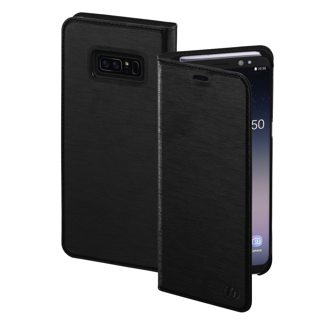"abx High-Res Image - Hama, ""Slim"" booklet for the Samsung Galaxy Note 8, black"