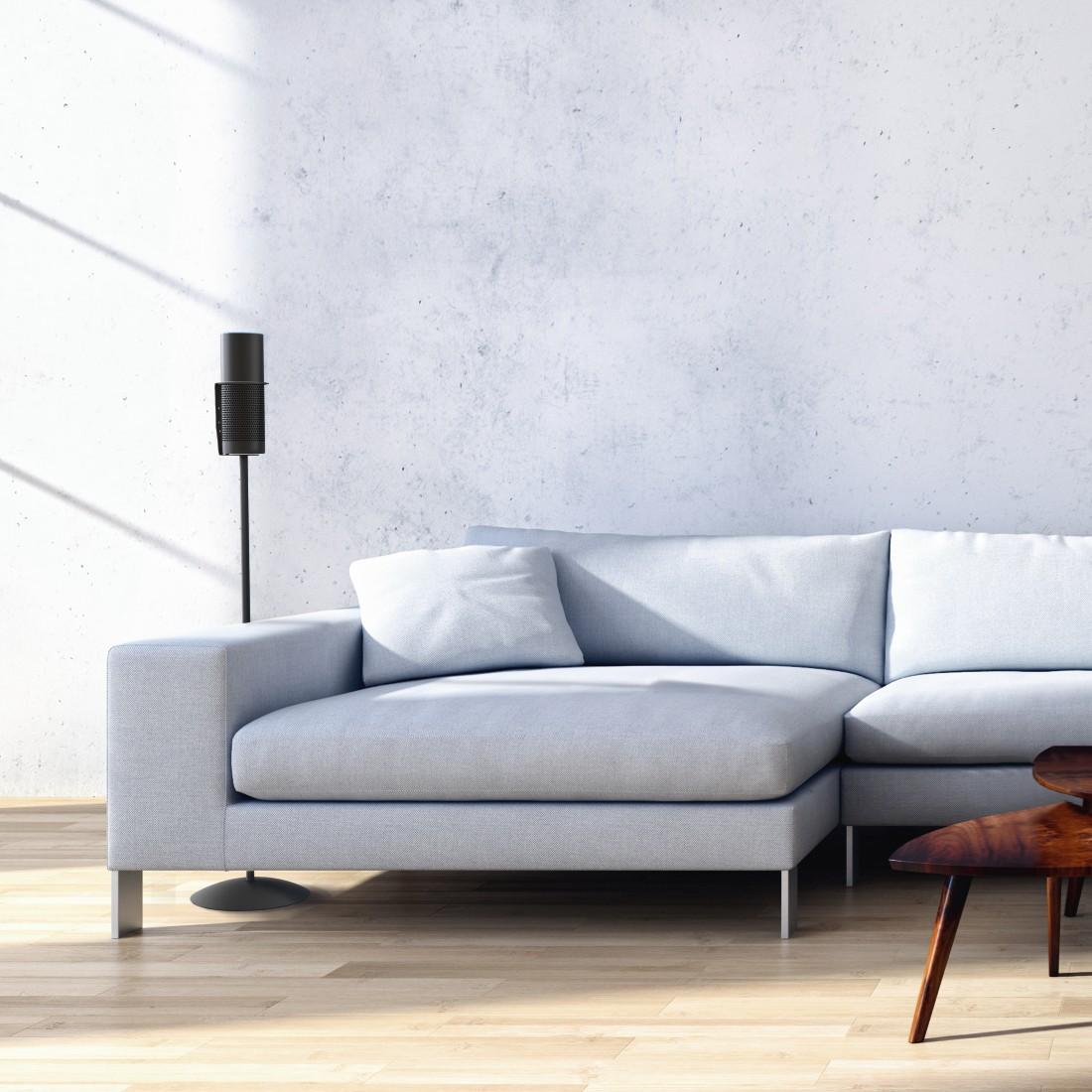 00181524 hama lautsprecherst nder f r amazon echo 1. Black Bedroom Furniture Sets. Home Design Ideas