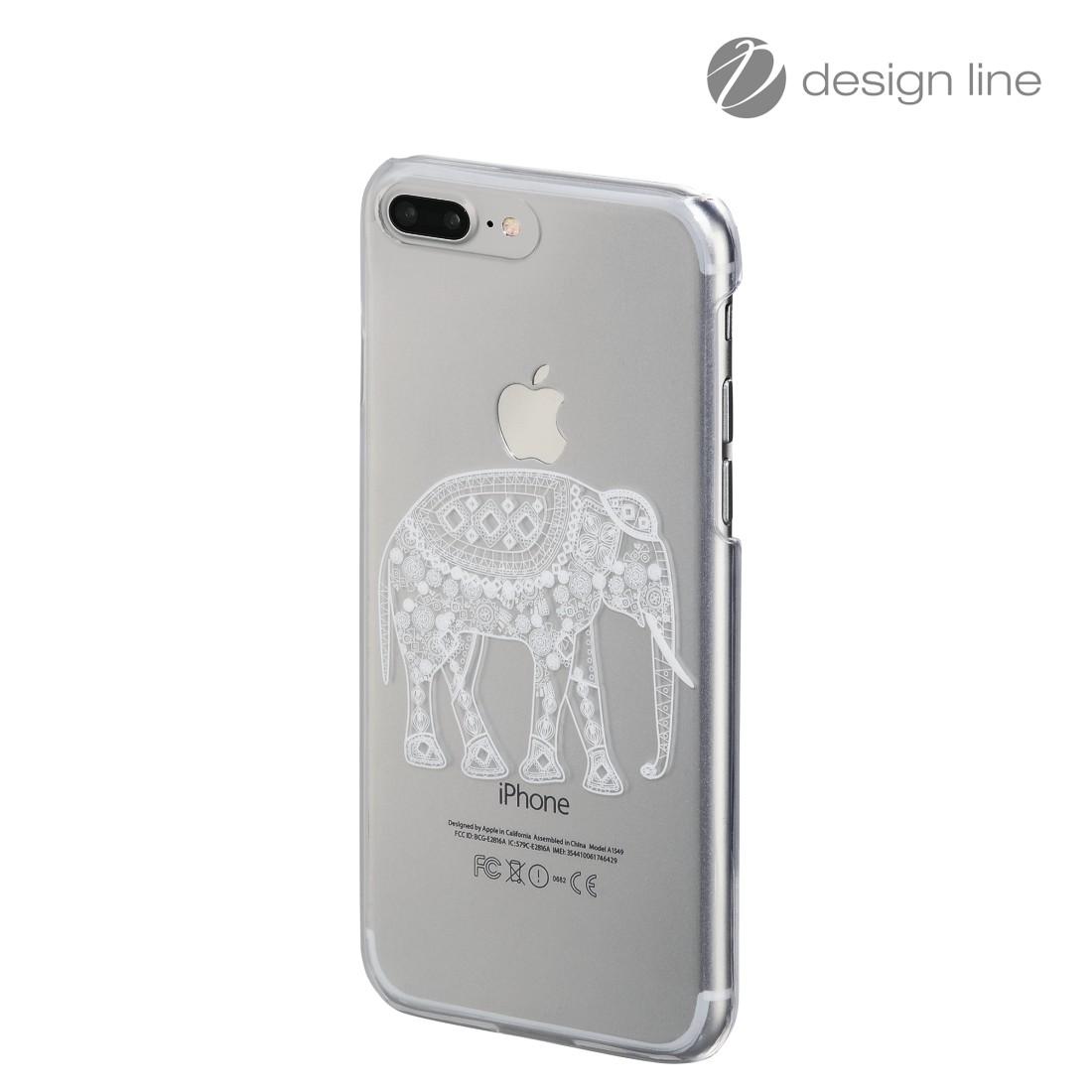 00181141 Hama Hathi Cover For Apple Iphone 6 Plus 6s Plus 7 Plus