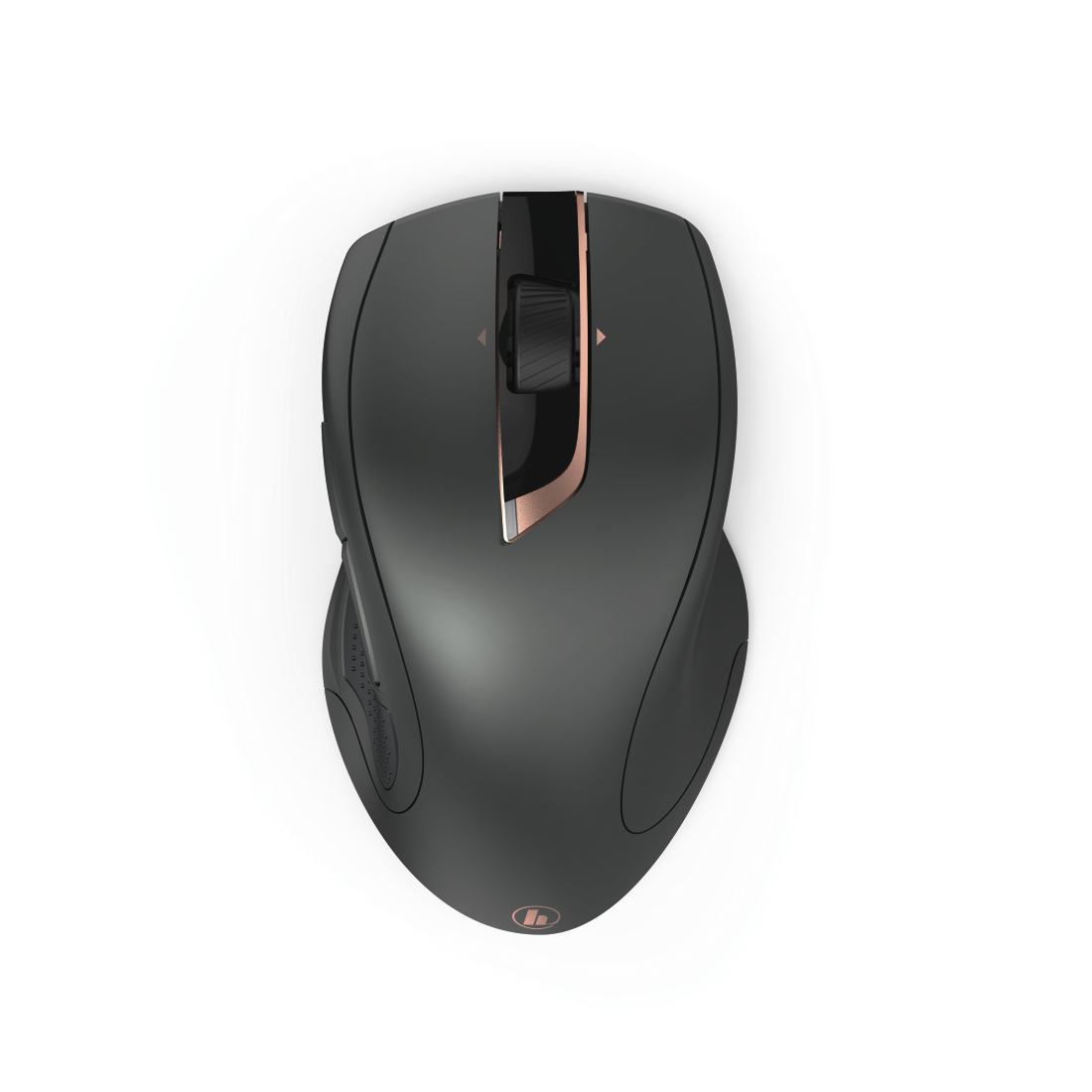 "abx2 High-Res Image 2 - Hama, ""MW-900"" 7-Button Laser Wireless Mouse, Auto-dpi, black"