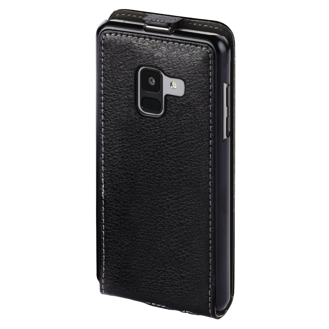 abx2 High-Res Image 2 - Hama, Smart Case Flap Case for Samsung Galaxy A8 (2018), black