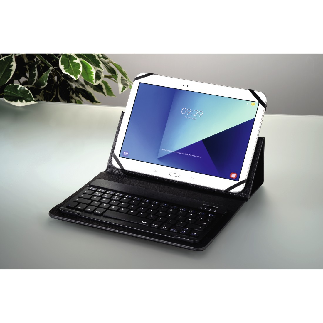 "awx3 High-Res Appliance 3 - Hama, Bluetooth® Keyboard with ""KEY4ALL X3100"" Tablet Bag"