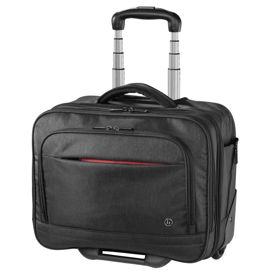 "abx High-Res Image - Hama, ""Manchester"" Notebook Trolley, up to 40 cm (15.6""), black"
