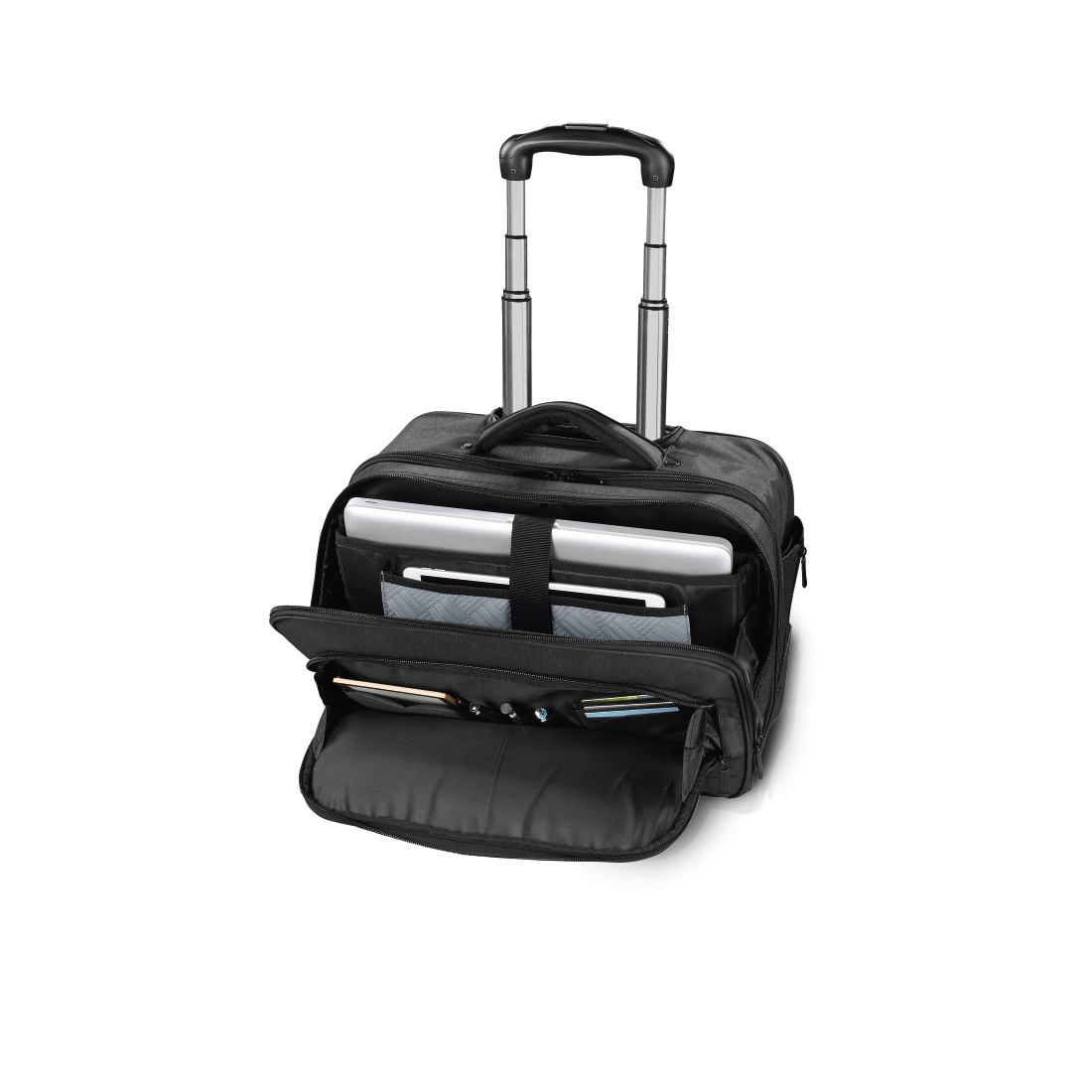 "abx2 High-Res Image 2 - Hama, ""Manchester"" Notebook Trolley, up to 40 cm (15.6""), black"
