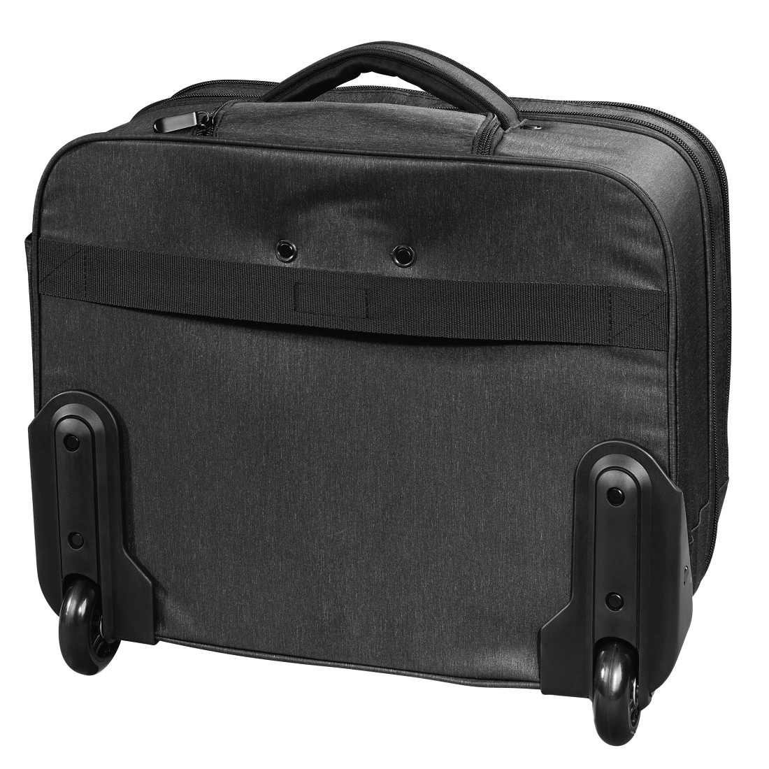 "dex3 High-Res Detail 3 - Hama, ""Manchester"" Notebook Trolley, up to 40 cm (15.6""), black"
