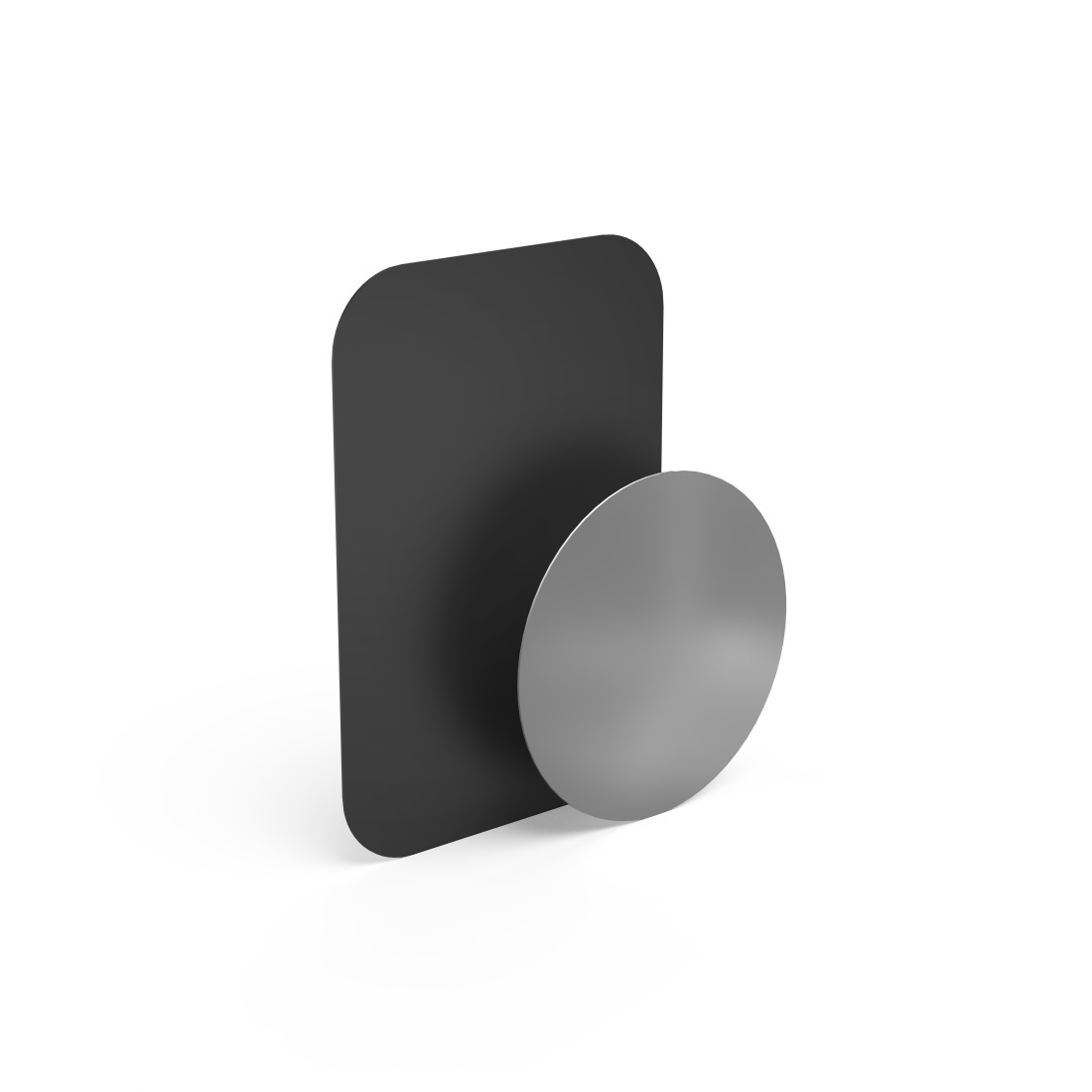 "abx High-Res Image - Hama, Replacement Metal Plates for ""Magnet"" Universal Smartphone Holder"