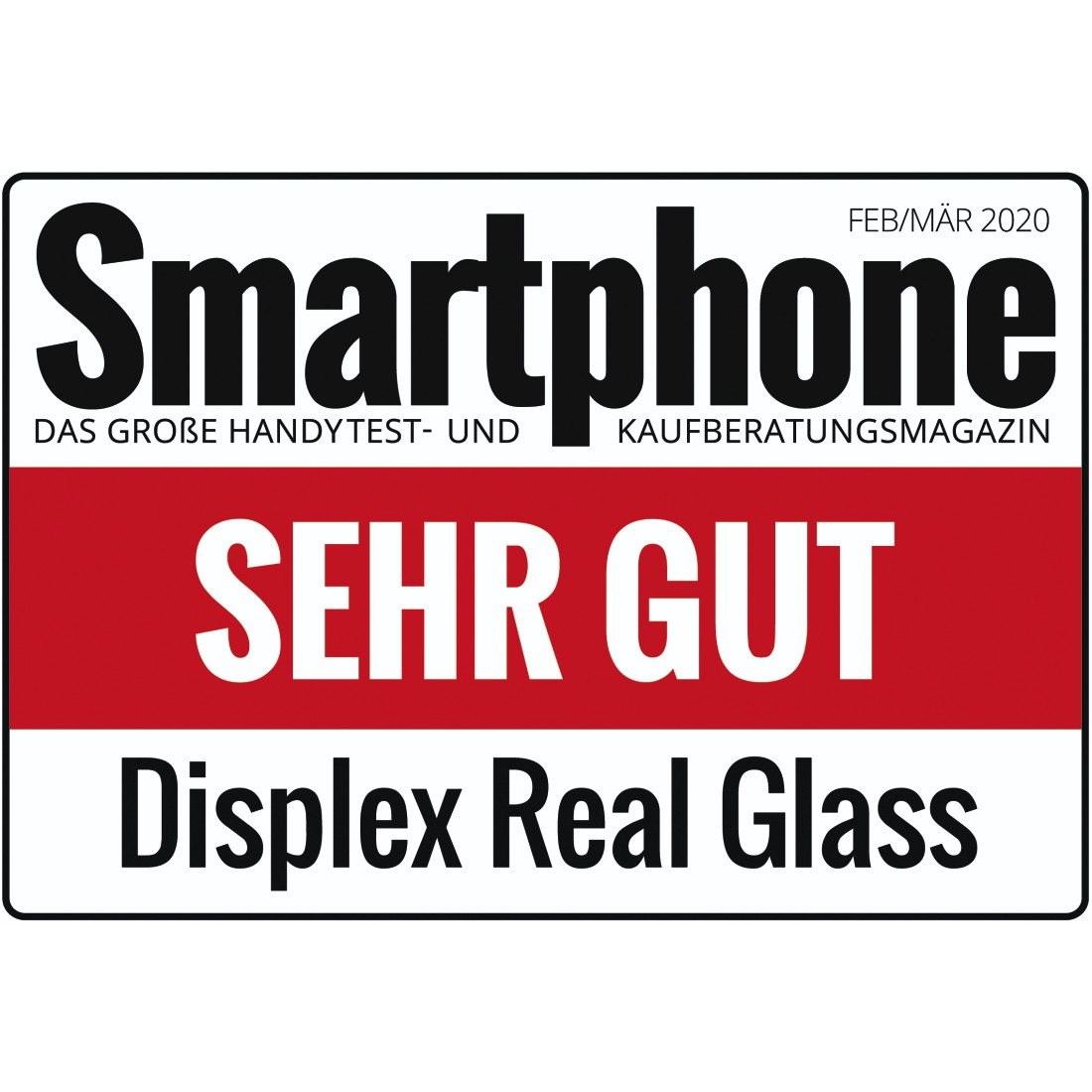 "tex Druckfähiges Testurteil - Hama, ""Premium Crystal Glass"" Real Glass Screen Protector for Oppo Reno4 5G"