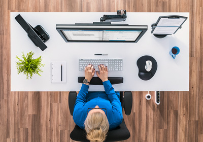 Ergonomics at home and at work