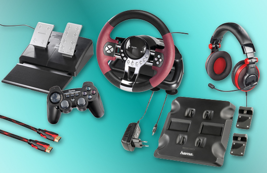 hama.de | Accessories for the new Sony Playstation 3 Super ...