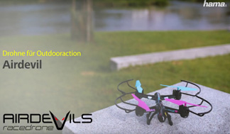 "Hama Outdoor-Quadrocopter ""Airdevil"""