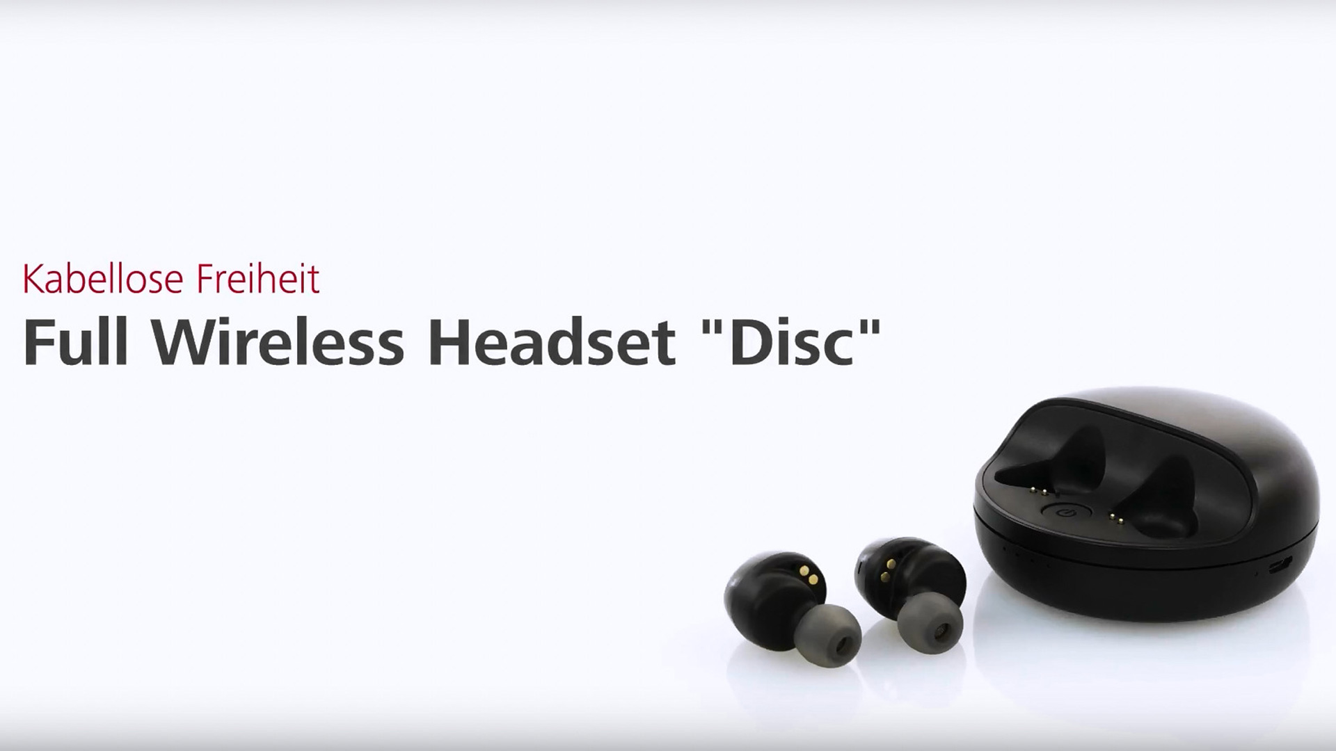 Hama Full Wireless Headset